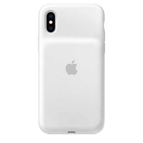 Калъф батерия Apple iPhone XS Smart Battery Case - White