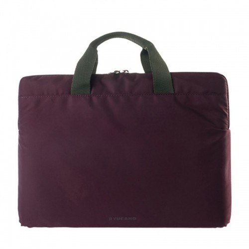 Чанта Tucano Minilux Sleeve for notebook 13.3inch and 14inch - Burgundy