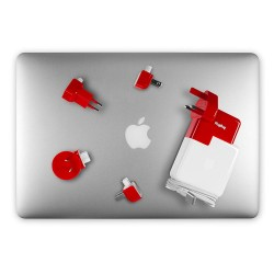 Адаптер TwelveSouth PlugBug World MacBook Global Adapter with
