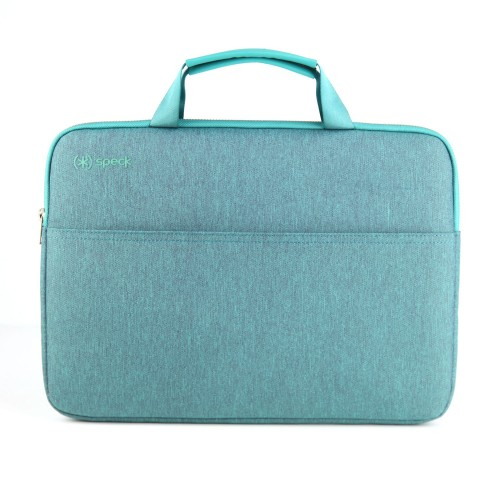 Калъф Speck Haversack Sleeve 13-14-inch Laptop - Kingfisher Teal/Antilles Teal