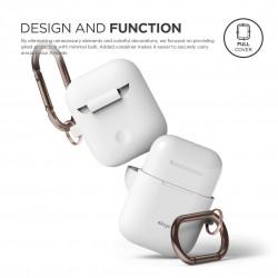 Калъф Elago AirPods Hang Case - White
