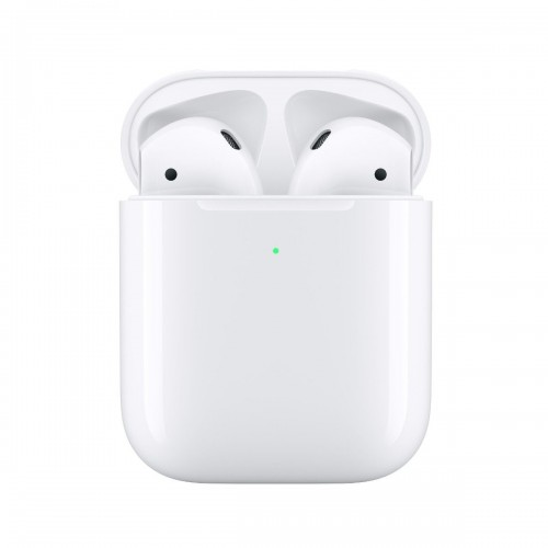 Слушалки Apple AirPods2 с безжично зареждане