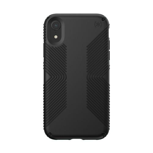 Калъф Speck iPhone XR PRESIDIO Grip - Black
