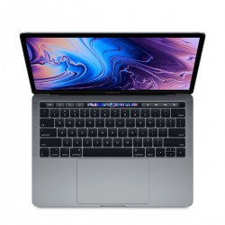 MacBook Pro 13 Touch Bar с 256GB SSD (2019) - Space Gray