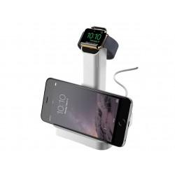 Стойка за зареждане Griffin Apple Watch- White