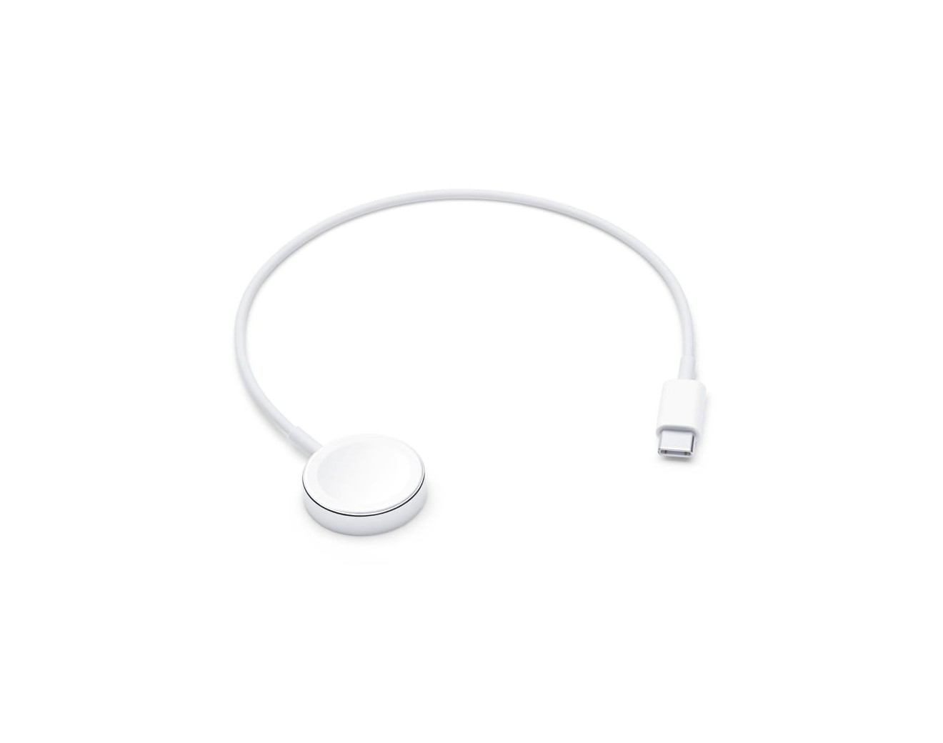 Зарядно за Apple Watch Magnetic Charger to USB-C (0.3 m)