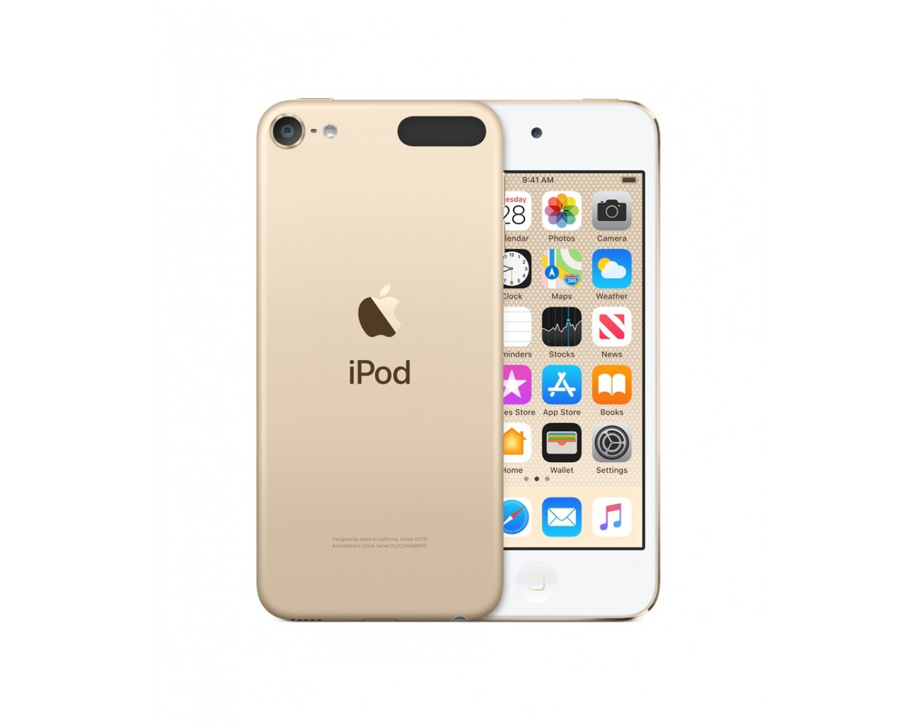 Плейър iPod touch(7gen)32GB - Gold