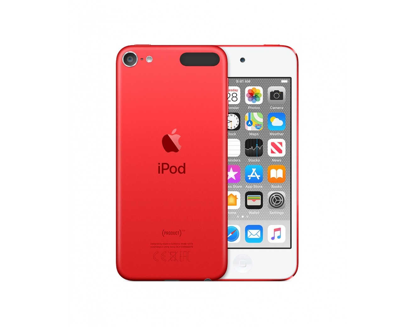 Плейър iPod touch(7gen)32GB - PRODUCT(RED)