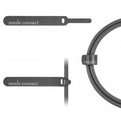 Кабел за монитор Moshi USB - Gray/Gold
