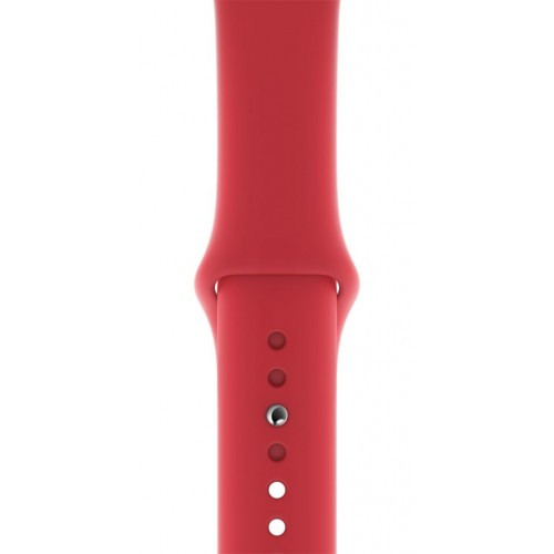 Каишка Apple Watch,38 - 40mm, Sport Band, (PRODUCT)RED
