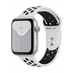 Часовник Apple Watch Nke+ Series 5 Sport Band 44 mm - Silver