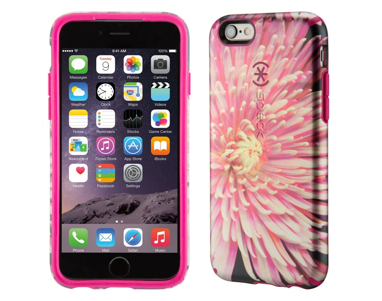 Калъф Speck CandyShell Inked Luxury Edition за iPhone 6/6S -