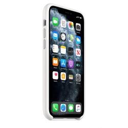 Силиконов калъф Apple iPhone 11 Pro Max Silicone Case - White