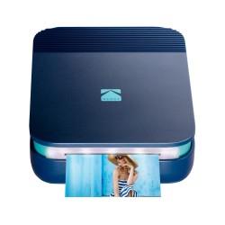 Мобилен принтер за снимки KODAK SMILE PRINTER - Blue