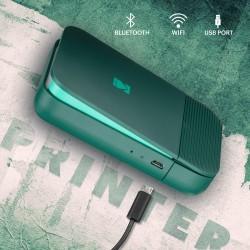 Мобилен принтер за снимки KODAK SMILE PRINTER - Green