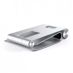 Стойка Satechi Aluminium R1 Adjustable Mobile Stand - Silver