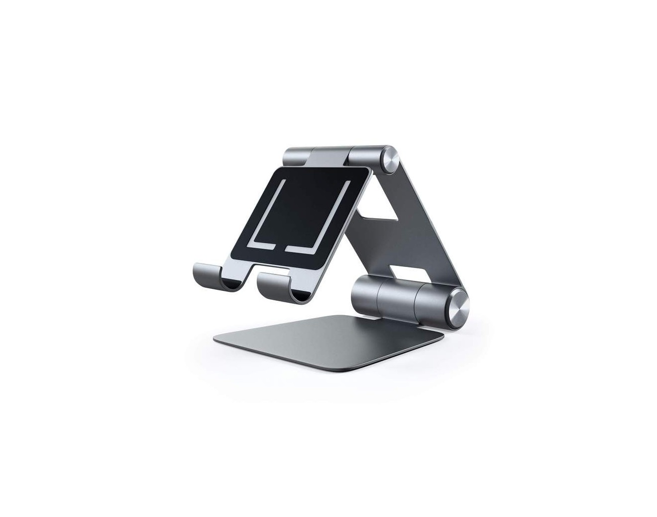 Стойка Satechi Aluminium R1 Adjustable Mobile Stand - Space Gray