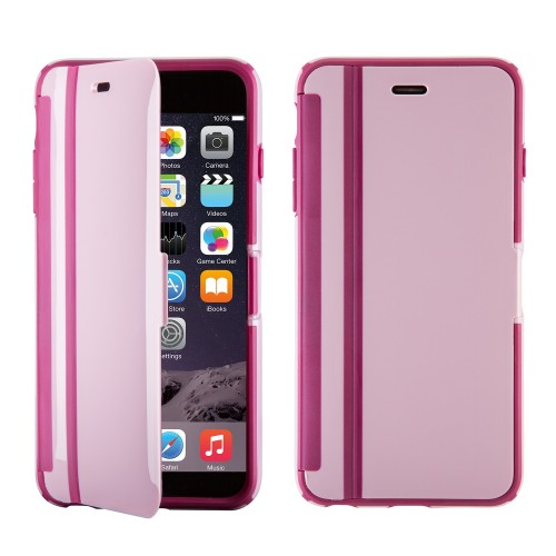 Калъф Speck CandyShell Wrap за iPhone 6/6S - Rose Pink/Cabernet Red