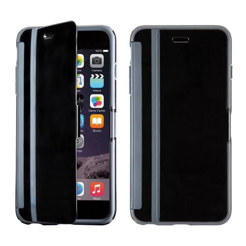Калъф Speck CandyShell Wrap за iPhone 6/6S - Black / Slate Grey