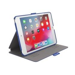 Калъф Speck Balance Folio iPad mini 2019 - Blueberry Blue/Ash