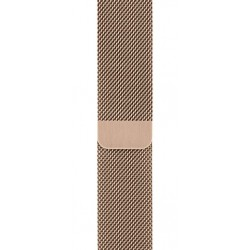 Каишка за Apple Watch 44mm Band: Gold Milanese Loop