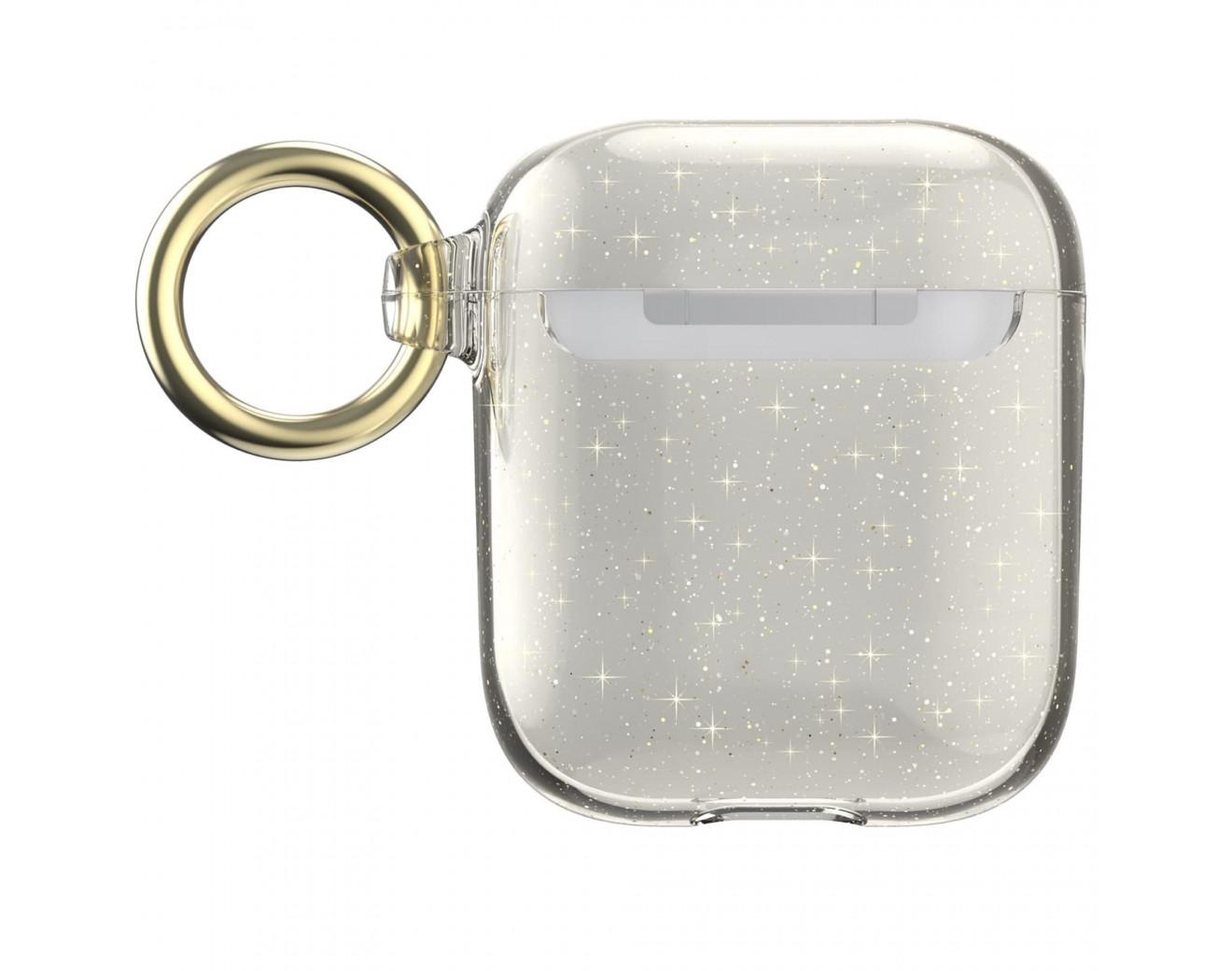 Калъф Speck Presidio Clear + Glitter Apple Airpods Cases
