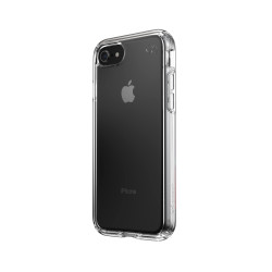 Калъф Speck Presidio Perfect Clear iPhone SE, 8, 7 - Clear