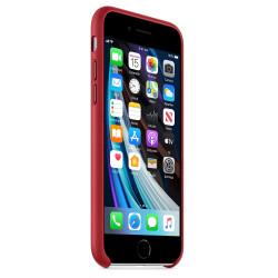 Калъф Apple iPhone SE, iPhone 8, iPhone 7, Leather Case -