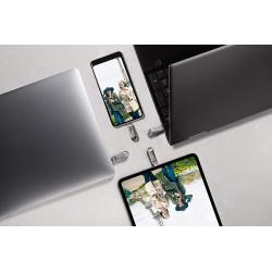 Външна памет SanDisk Ultra Dual Drive Luxe USB 3.1 32GB - Silver