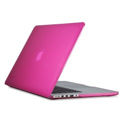 Speck SeeThru MacBook Pro 15inch RETINA Display - Hot Lips Pink