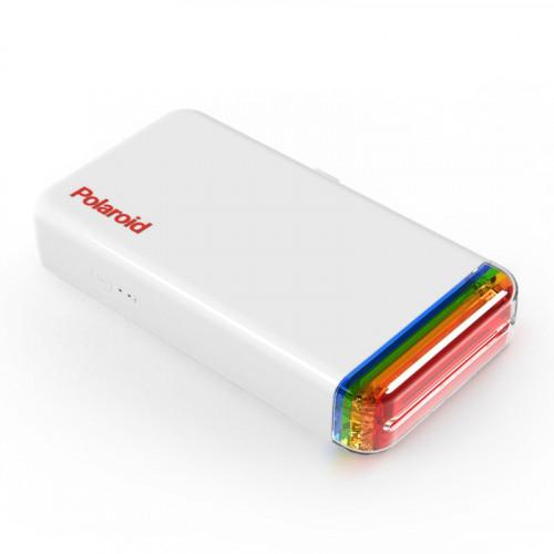 Мобилен принтер за снимки Polaroid HI·Print 2x3 Poket Photo Printer - White