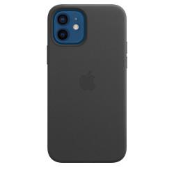 Кожен калъф Apple iPhone 12/12 Pro Leather Case with MagSafe