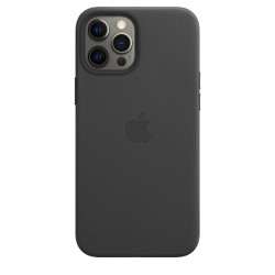Кожен калъф Apple iPhone 12 Pro Max Leather Case with MagSafe