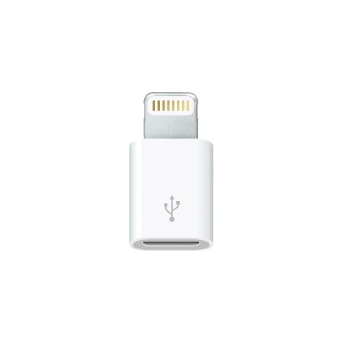 Адаптер Apple Lightning to Micro USB Adapter