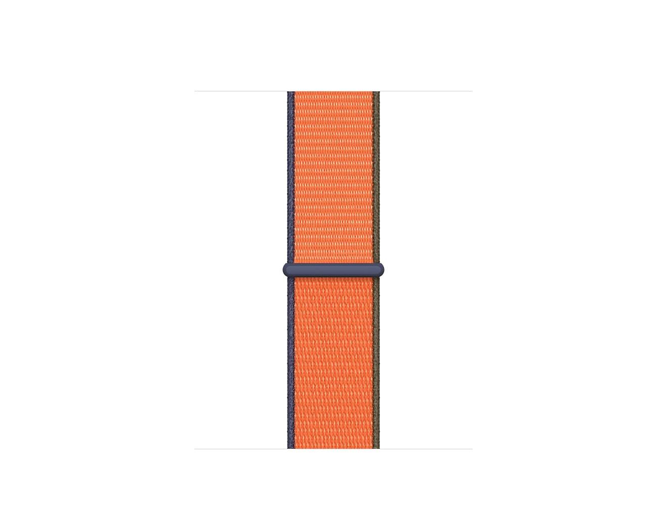 Каишка Apple Watch, 38 - 40mm, Sport Loop - Kumquat