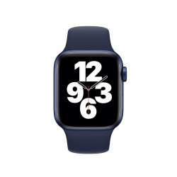 Каишка Apple Watch, 42 - 44mm, Sport Band - Deep Navy