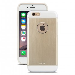 Калъф Moshi iGlaze Armour за iPhone 6S - Satin Gold