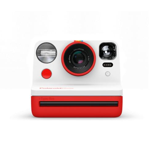 Фотоапарат Polaroid Now , Red