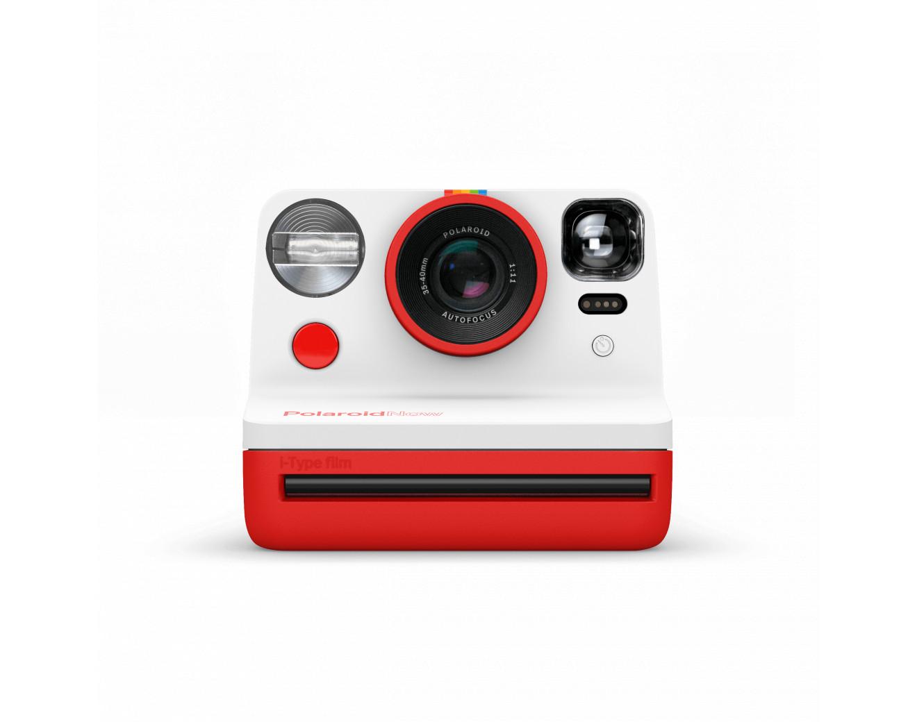 Фотоапарат Polaroid Now, Red