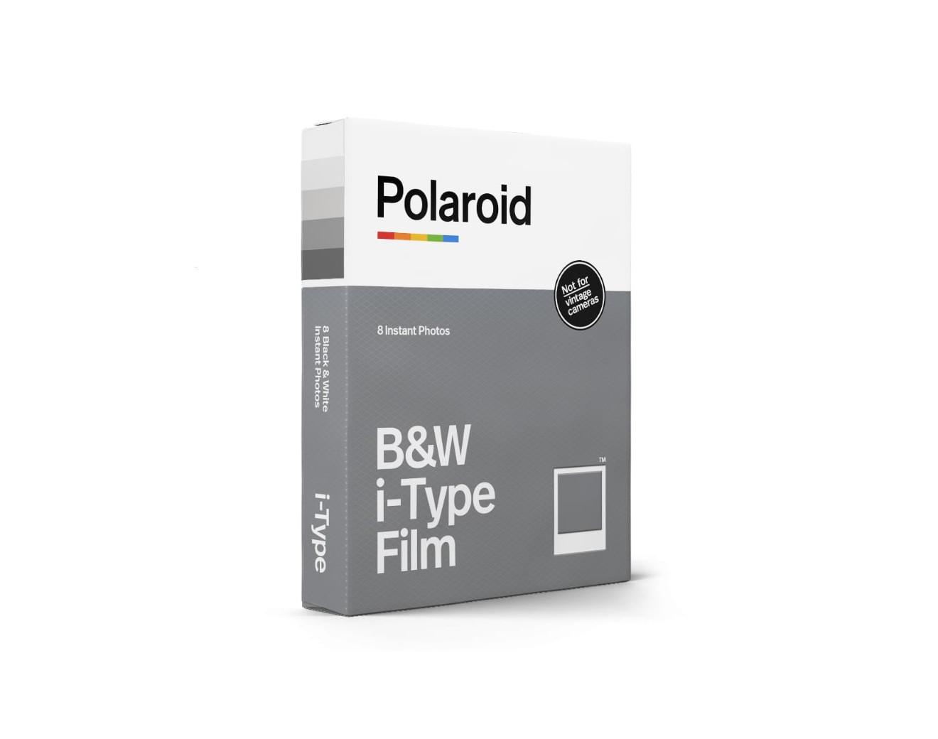 Черно-бял филм Polaroid B&W I-TYPE