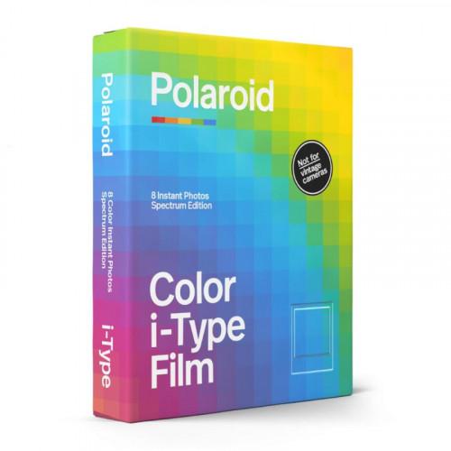 Цветен филм Polaroid Color i-Type - SPECTRUM