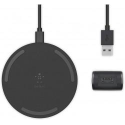 Зарядно Belkin BOOST_CHARGE 10W Wireless Charging Pad - Black