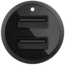 Зарядно за кола Belkin Car Charger BOOST CHARGE Dual USB-A 24W