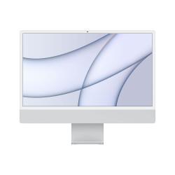"""iMac 24"""" /8C CPU/8C GPU/8GB/256GB, Silver (2021)"""