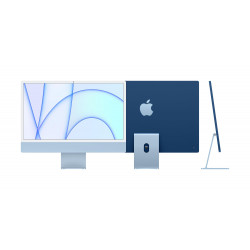 "iMac 24"" Apple M1 chip with 8‑core CPU and 7‑core GPU, 256GB -"