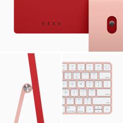 """iMac 24"""" /8C CPU/8C GPU/8GB/256GB, Pink (2021)"""