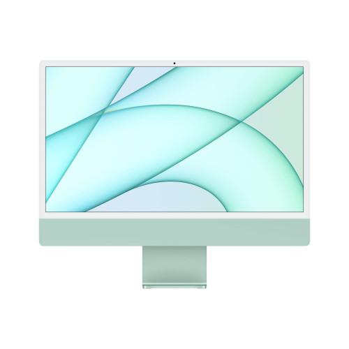 """iMac 24"""" /8C CPU/7C GPU/8GB/256GB, Green (2021)"""