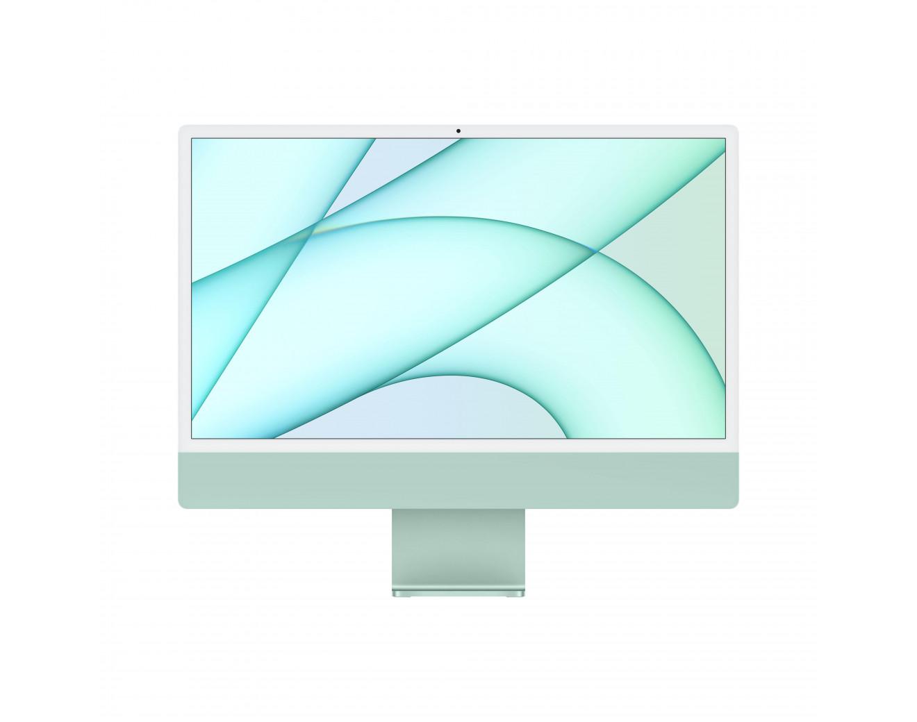 """iMac 24"""" /8C CPU/8C GPU/8GB/256GB, Green (2021)"""