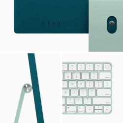 """iMac 24"""" /8C CPU/8C GPU/8GB/512GB, Green (2021)"""