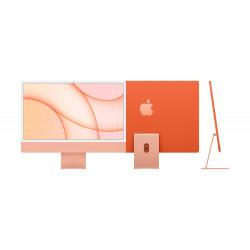 """iMac 24"""" /8C CPU/8C GPU/8GB/512GB, Orange (2021)"""